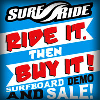 Surfboard Demo & Sale