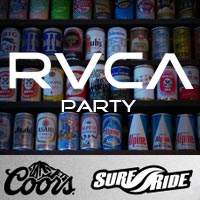 The New RVCA Store at Surf Ride Oceanside