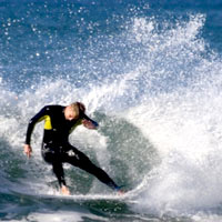FCS Fin Testing Videos : Lower Trestles