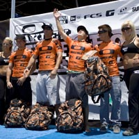 The Oakley Surf Shop Challenge, Fueled by Muscle Milk