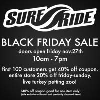 Black Friday Store Sale