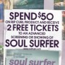 Free Soul Surfer Movie Tickets
