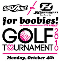 Golfing for Boobies _ Surf Ride vs. Hansen _ Tournament