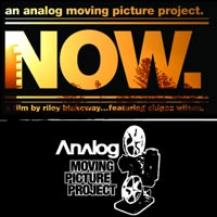 Now, An Analog Moving Picture Project.
