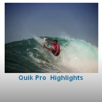 Quik Pro @ Snapper Video Highlights