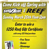 Spring Kick off Party!
