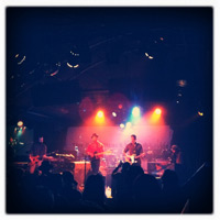 The Drowning Men + The Belly Up