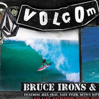 Volcom's Bruce Irons and Coco Ho So Cal Summer Tour