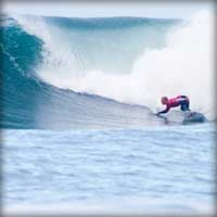 Channel Islands Team Ripping the Rip Curl Pro at Bells Beach