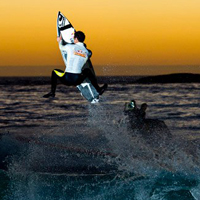 Jordy Smith + Red Bull Night Shift