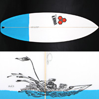 Limited / Signature Edition + Rob Machado Motorboat from Channel Islands