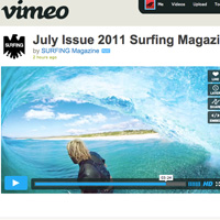 Surfing Magazine + July Issue Preview