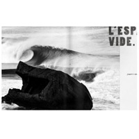 Surfing Magazine Light Box + C'est La France, avec Tom Carey