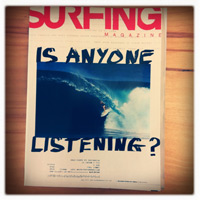 Surfing Magazine + May Issue Preview