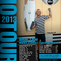 Channel Islands Surfboards 2013 Demo Tour