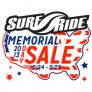 Memorial Day Sale 2013 Surf Ride
