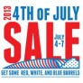 Surf Ride 4th Of July Sale 2013