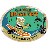 Carlsbad Beach Fest Surf Contest