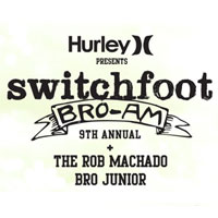 Switchfoot Bro-Am 2013