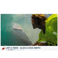 Alex and Koa Smith Indonesia