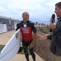 Kelly Slater Interview Splits With Quiksilver
