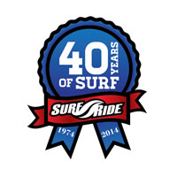 Surf Ride celebrates 40 years of Surf!