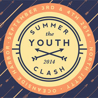 Summer Youth Clash Surf Event 2014