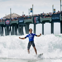 Vans US Open of Surfing 2014 Highlights